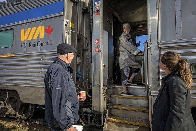 embarque no the canadian - The Canadian: dicas práticas para cruzar o Canadá de trem