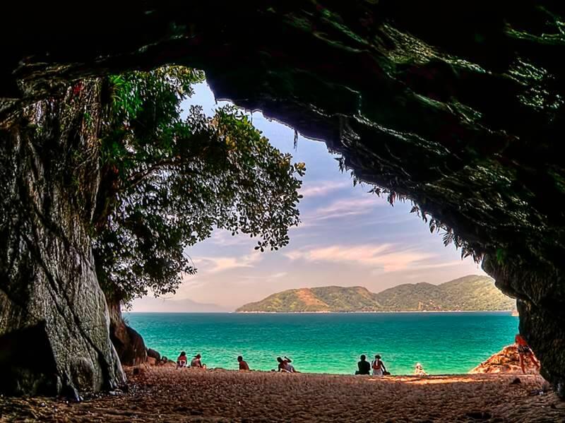 gruta que chora ubatuba - Ubatuba praias: você vai se impressionar!