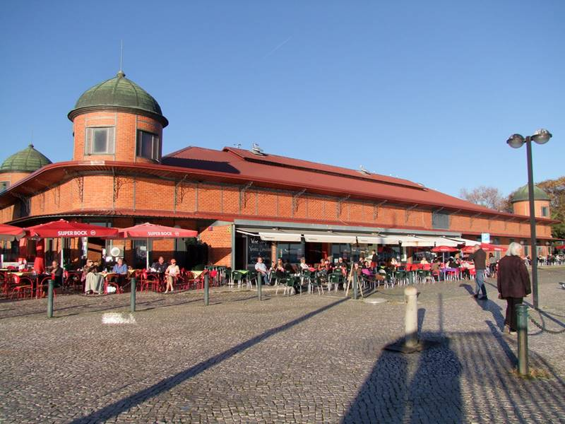 mercado olhao portugal - Conheça Faro, Portugal!