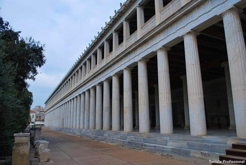 museu da agora antiga atenas - O que fazer em Atenas, principais pontos turísticos