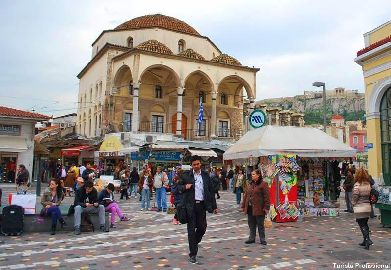 o que ver em Atenas - O que fazer em Atenas, principais pontos turísticos