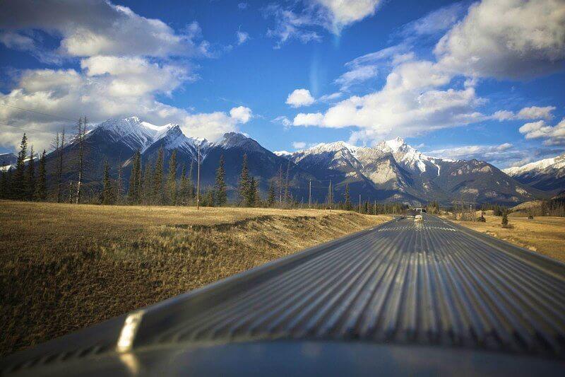 paisagem canadense - The Canadian: dicas práticas para cruzar o Canadá de trem