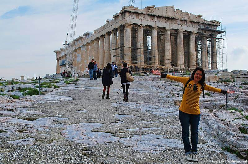 parthenon atenas - Cidade de Atenas: dicas de viagem