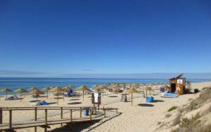 praias de Faro Portugal