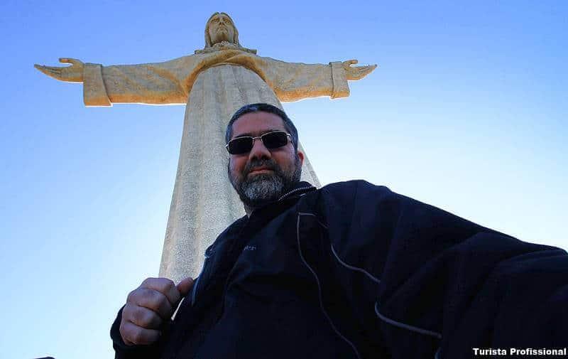 turista profissional em portugal - Almada, Portugal