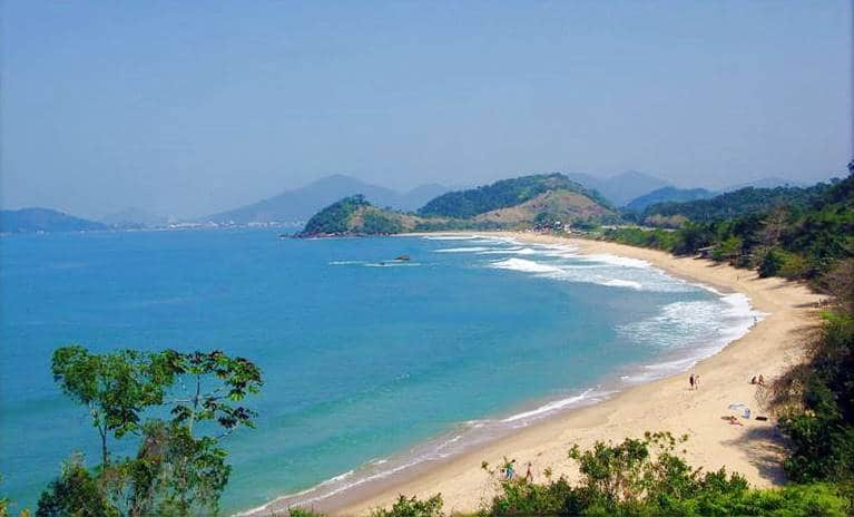 ubatuba praias - Ubatuba praias: você vai se impressionar!