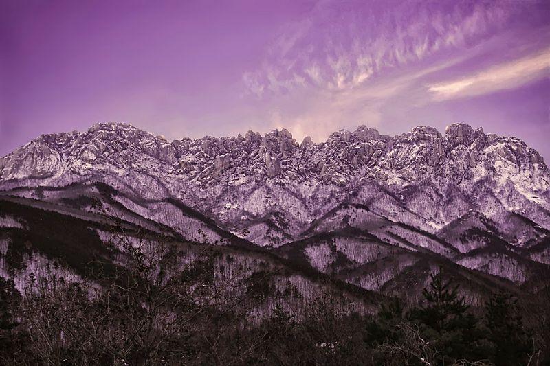 parques nacionais da coreia do sul - Parques da Coreia do Sul