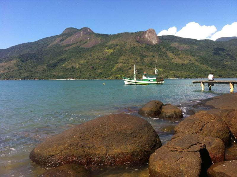 passeio de barco saco do mamangua - Saco do Mamanguá: dicas de viagem