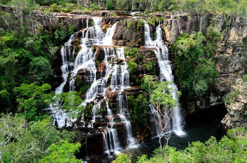 cachoeiras da chapada dos veadeiros - Chapada dos Veadeiros: cachoeiras