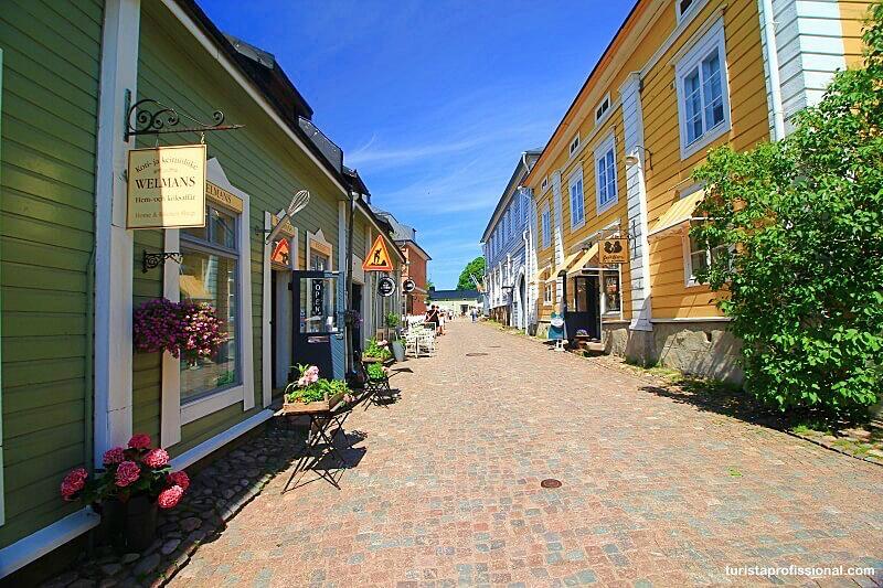 centro historico de porvoo - Porvoo, Finlândia: como chegar e o que fazer