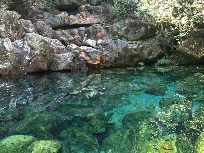 loquinhas chapada dos veadeiros - Chapada dos Veadeiros: cachoeiras
