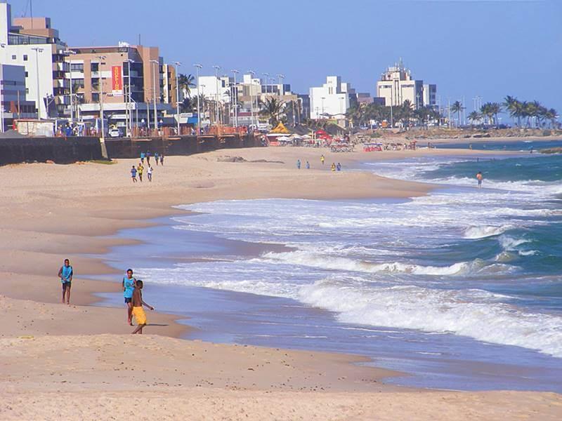 praia de amaralina salvador - Salvador: praias (guia completo)