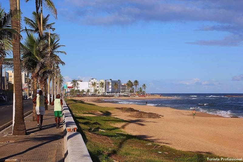 praias em Salvador