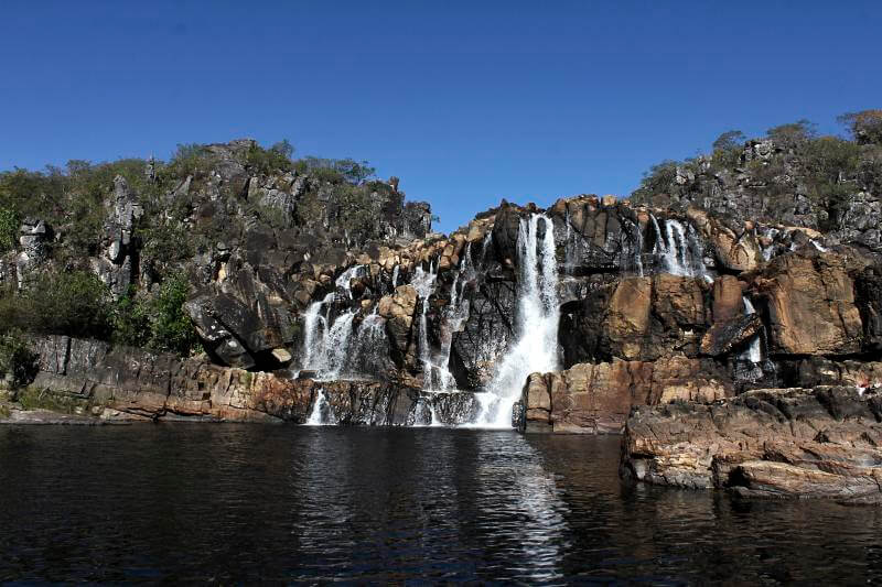 alto paraiso chapada goias - Chapada dos Veadeiros: cachoeiras