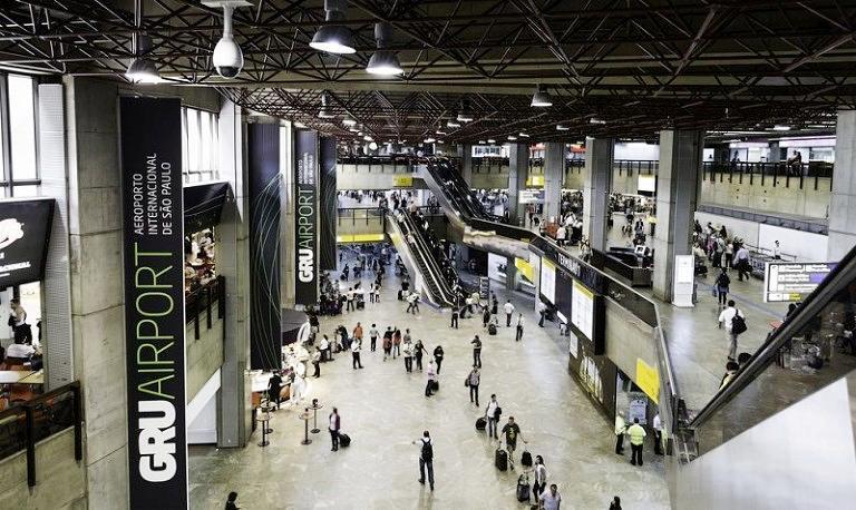 guarulhos - Quais os maiores aeroportos do mundo?