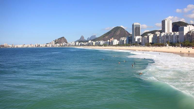 leme copacabana - Guia das praias do Rio de Janeiro