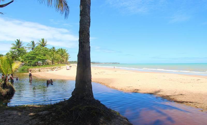 Barra do Cahy Prado BA - Sorria dobrado, você está em Prado, Bahia!