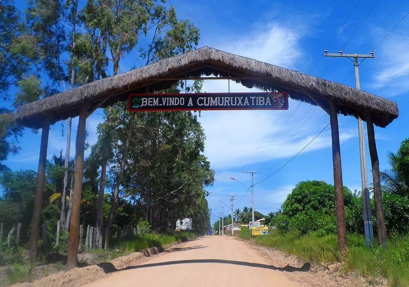 Cumuruxatiba - Sorria dobrado, você está em Prado, Bahia!