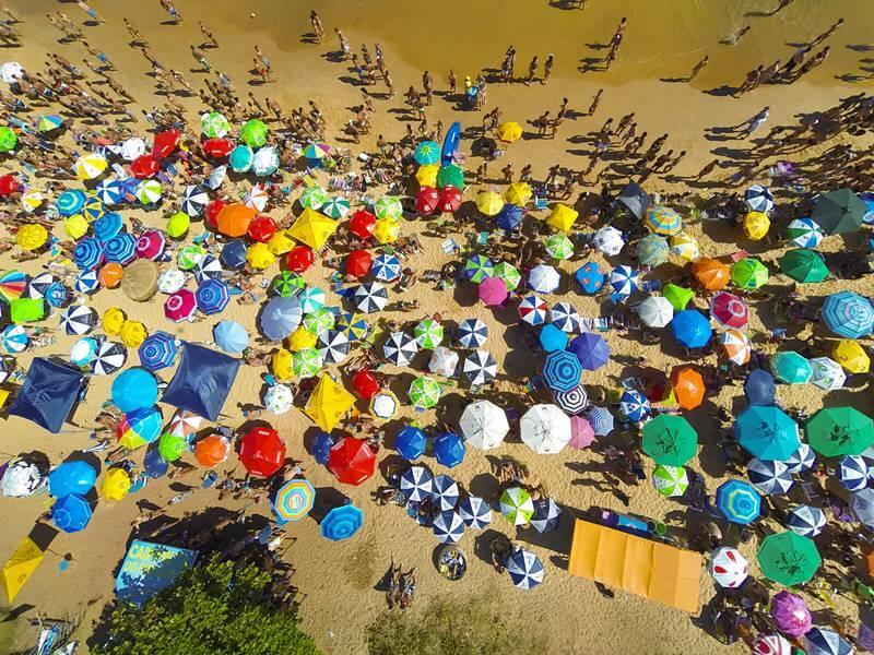 verão em Guarapari ES