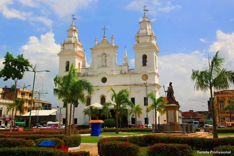 pontos turísticos de Belém