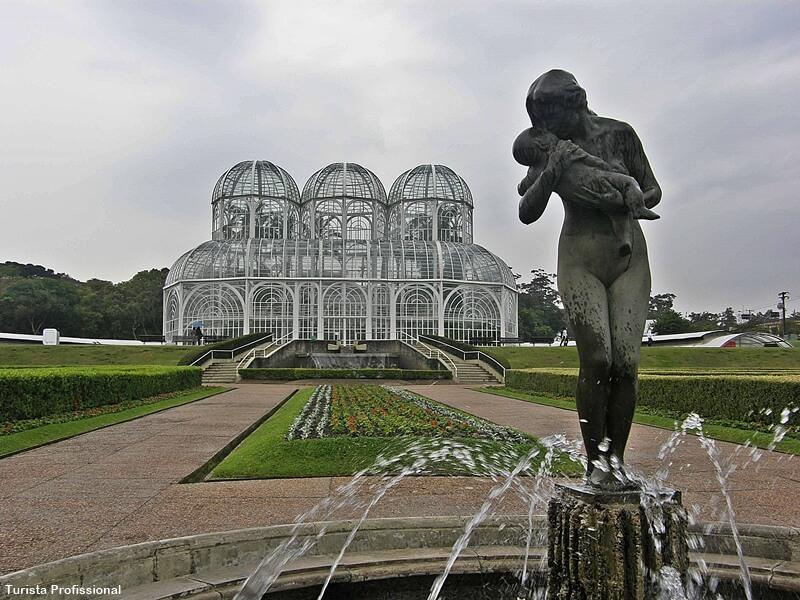 jardim botanico curitiba - O que fazer em Curitiba
