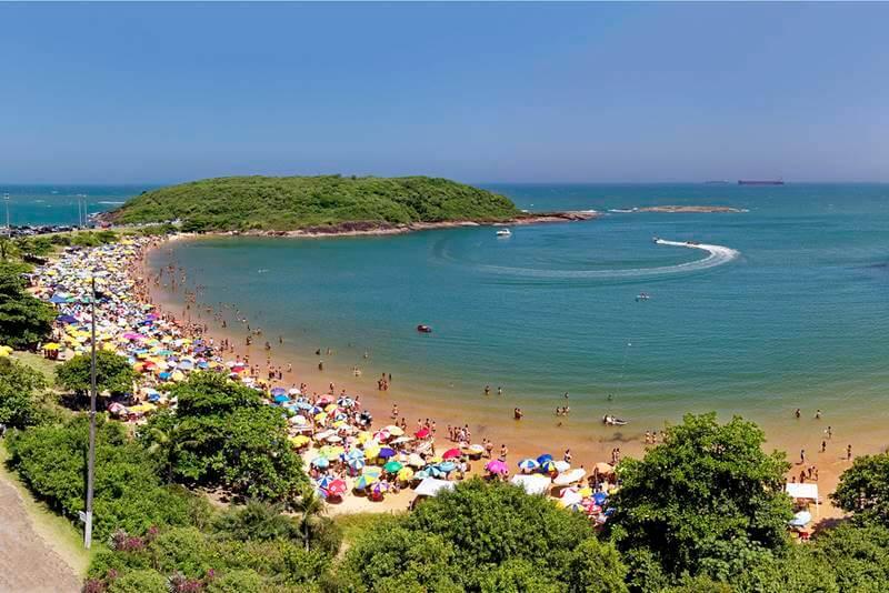 praia da bacutia guarapari espirito santo - O que fazer em Guarapari ES: dicas e onde ficar!