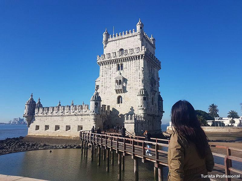 Belem em Lisboa - Bairro de Belém em Lisboa