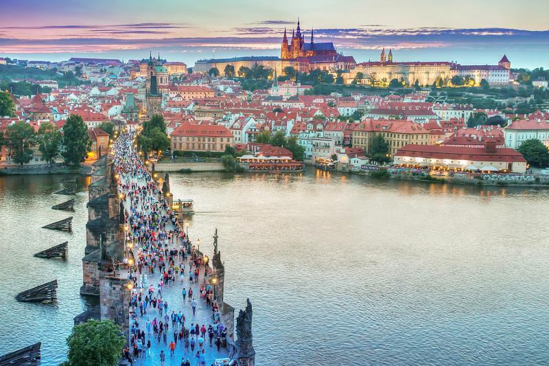Cidade de Praga 1 - Cidade de Praga: +30 dicas de viagem pra capital da República Tcheca
