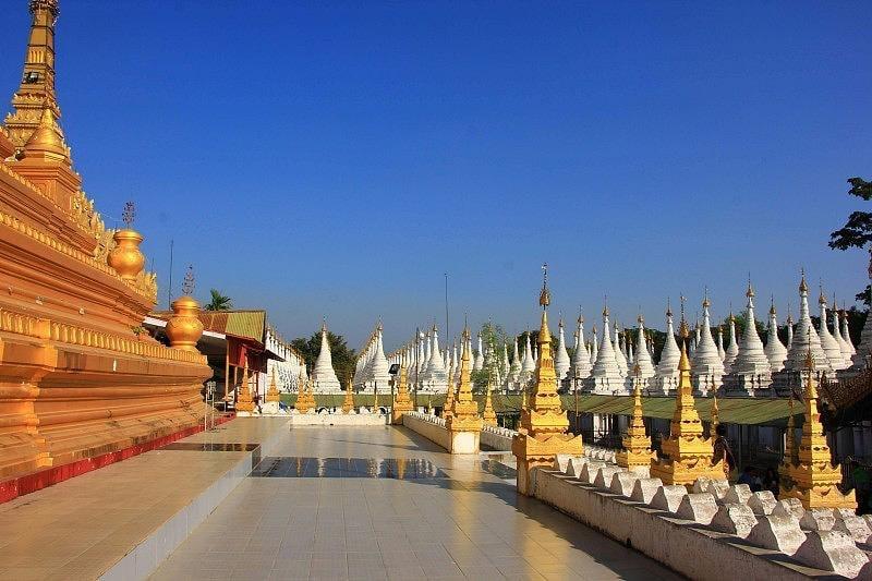 atrações de Mandalay