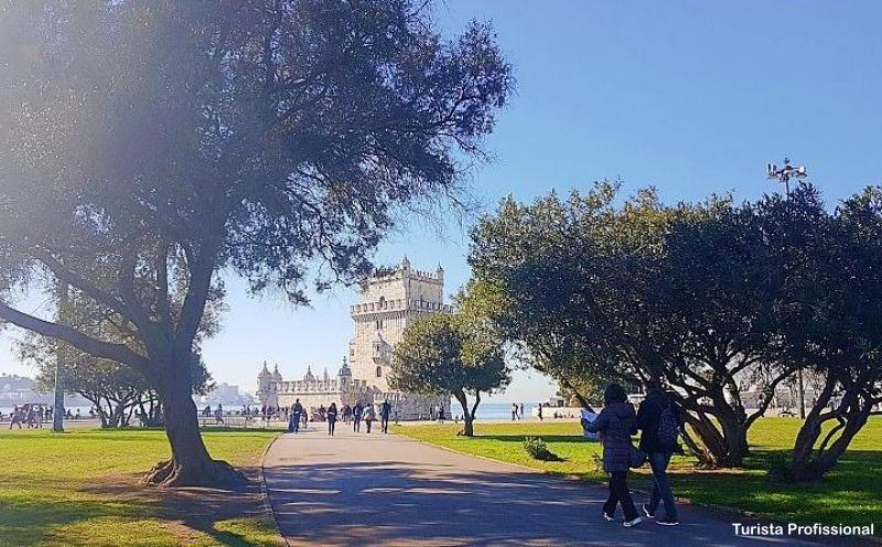 O que fazer em Belem - Bairro de Belém em Lisboa