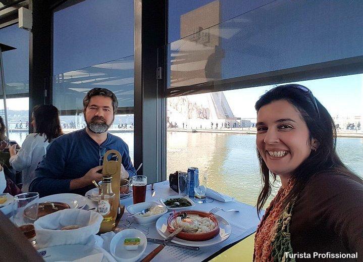 Onde comer em Belem Lisboa - Bairro de Belém em Lisboa