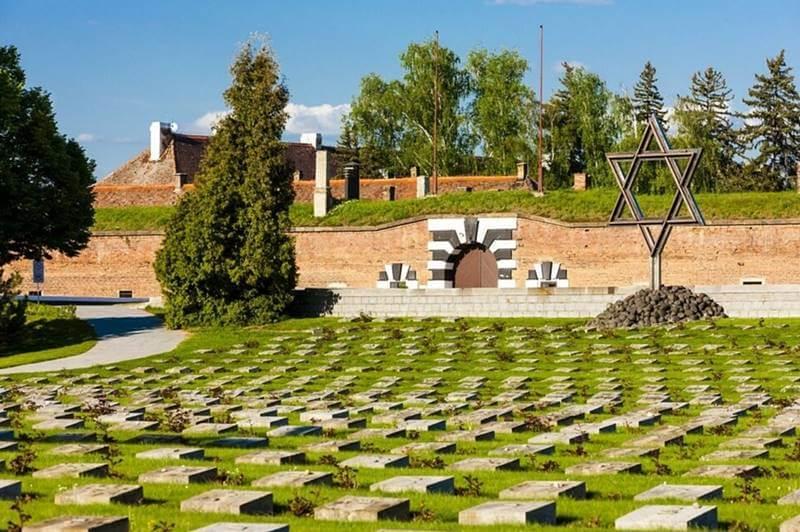 campo de concentracao de terezin praga - Cidade de Praga: dicas de viagem pra capital da República Tcheca