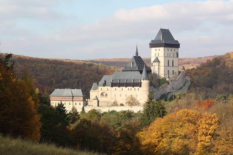 castelo republica tcheca - Cidade de Praga: dicas de viagem pra capital da República Tcheca