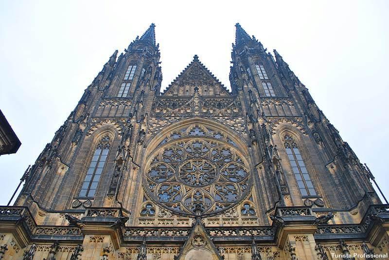 catedral de sao vito praga - Cidade de Praga: dicas de viagem pra capital da República Tcheca