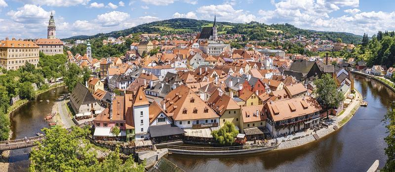 cesky krumlov - Cidade de Praga: +30 dicas de viagem pra capital da República Tcheca