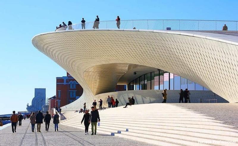 maat museu lisboa - Bairro de Belém em Lisboa