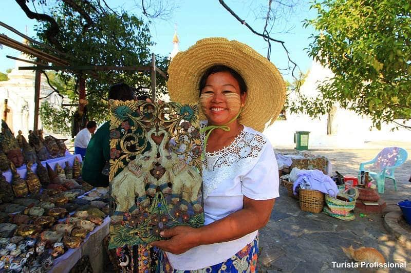 compras em Myanmar