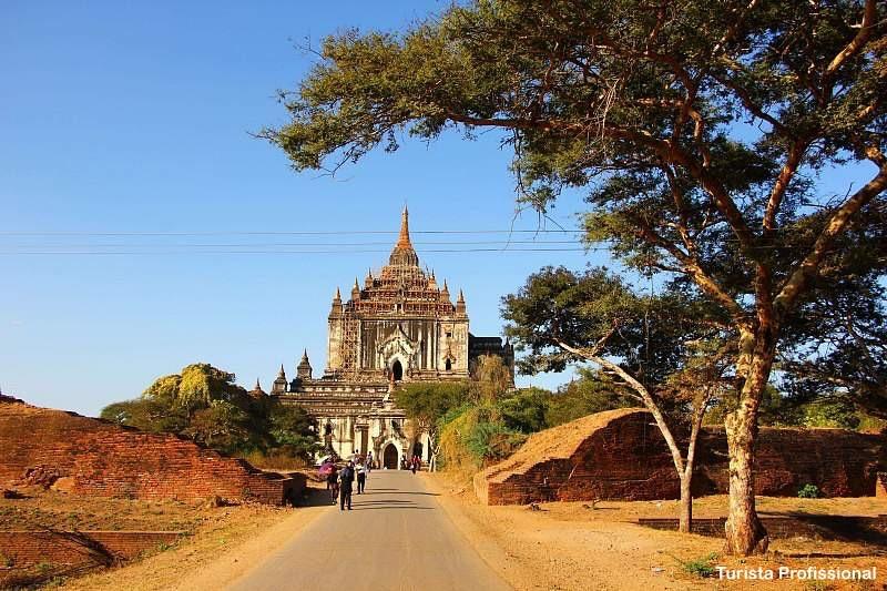atrações de Bagan - Myanmar