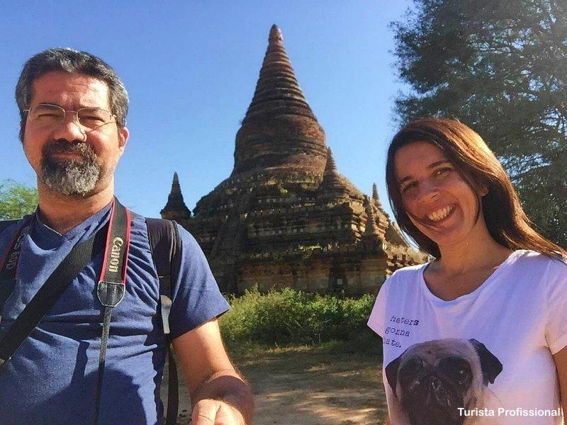 o que visitar em Bagan