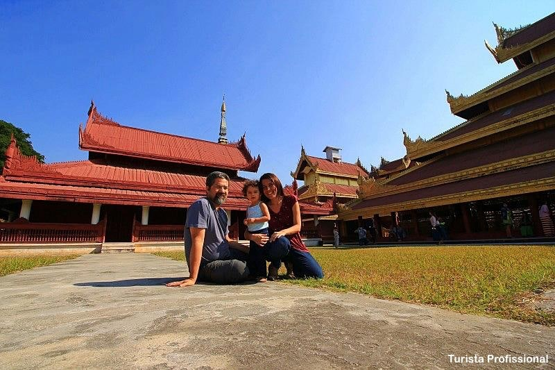 Palácio de Mandalay