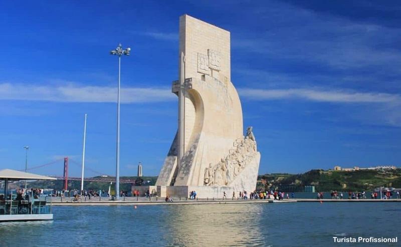 padrao dos descobrimentos - Bairro de Belém em Lisboa