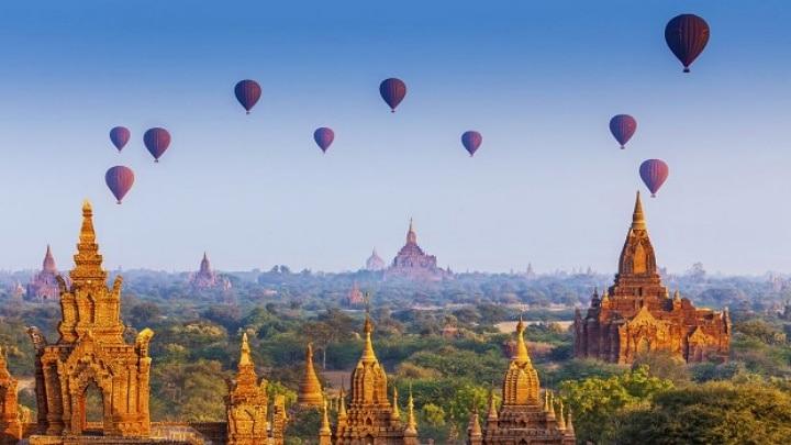 o que fazer em Bagan