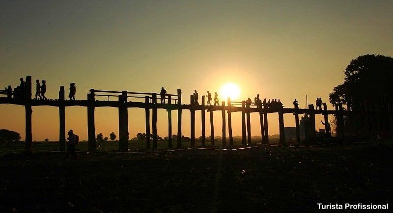Ponte U-Bein em Amarapura