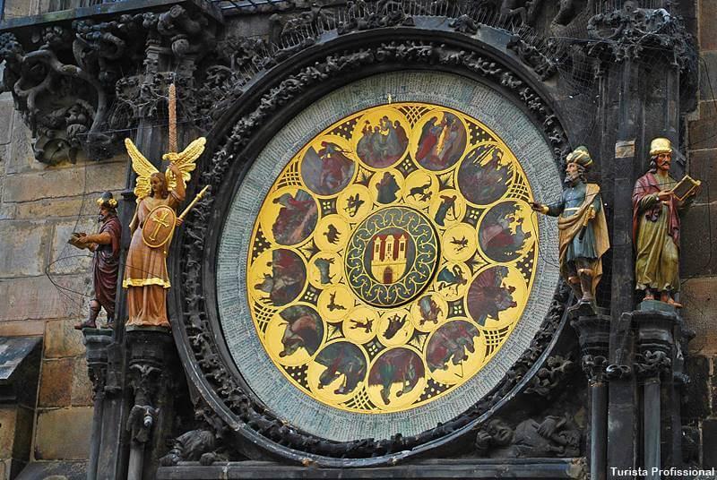 relogio astronomico de praga - Cidade de Praga: dicas de viagem pra capital da República Tcheca
