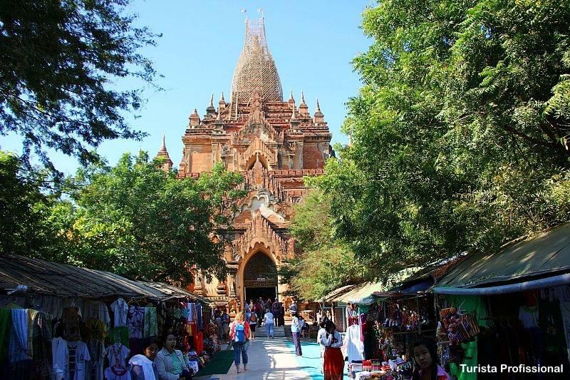 templos em Bagan, Mianmar