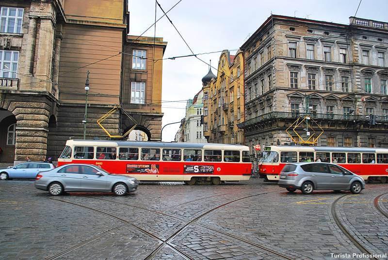 transporte publico em praga - Cidade de Praga: dicas de viagem pra capital da República Tcheca