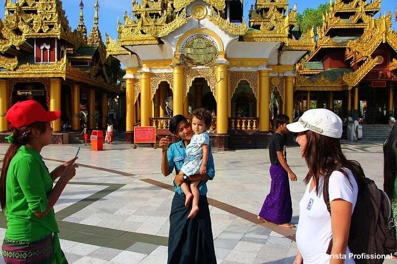 Vale a pena visitar Myanmar
