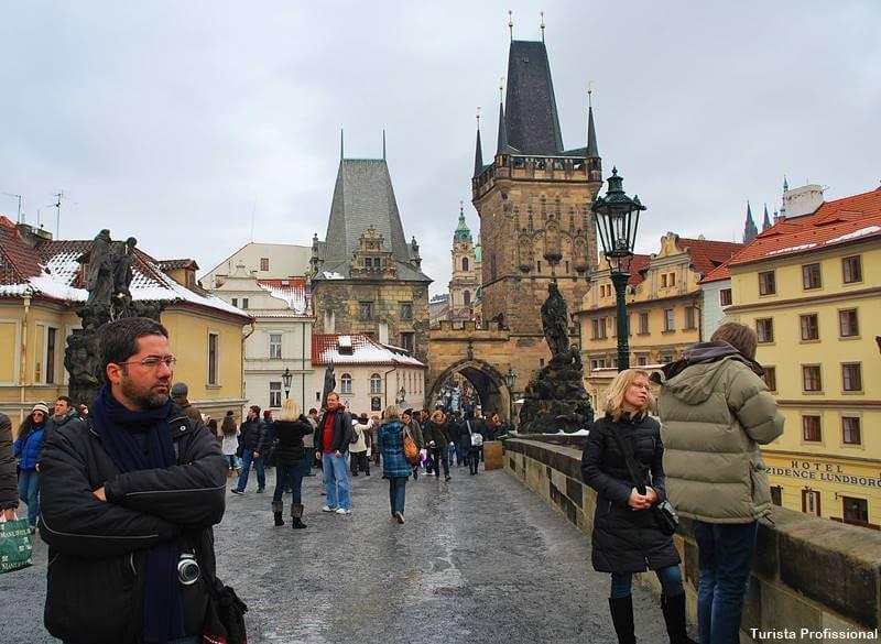 turista profissional em praga - Cidade de Praga: dicas de viagem pra capital da República Tcheca