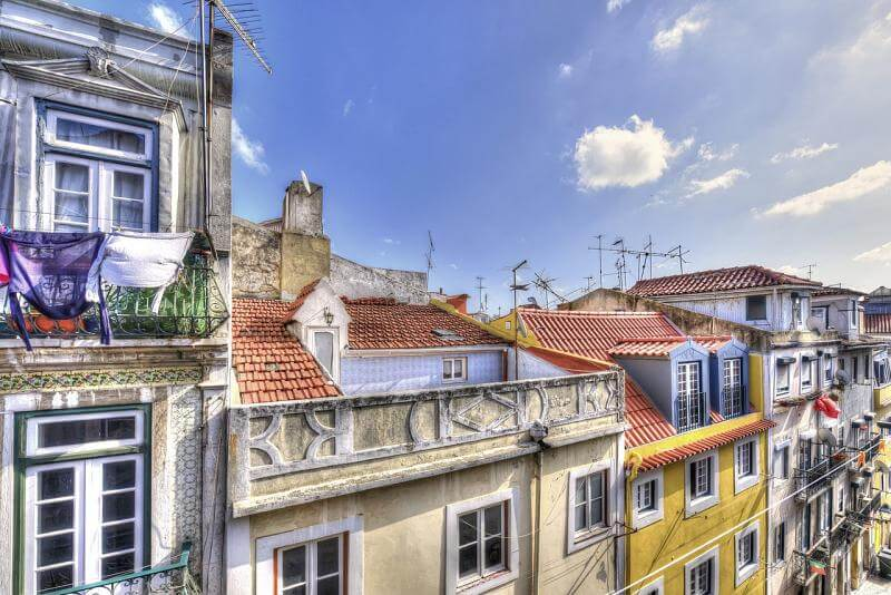 Bairro Alto em Lisboa - Bairro Alto em Lisboa