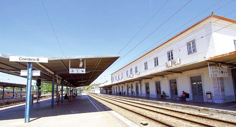 Coimbra B - Como ir de Lisboa a Coimbra